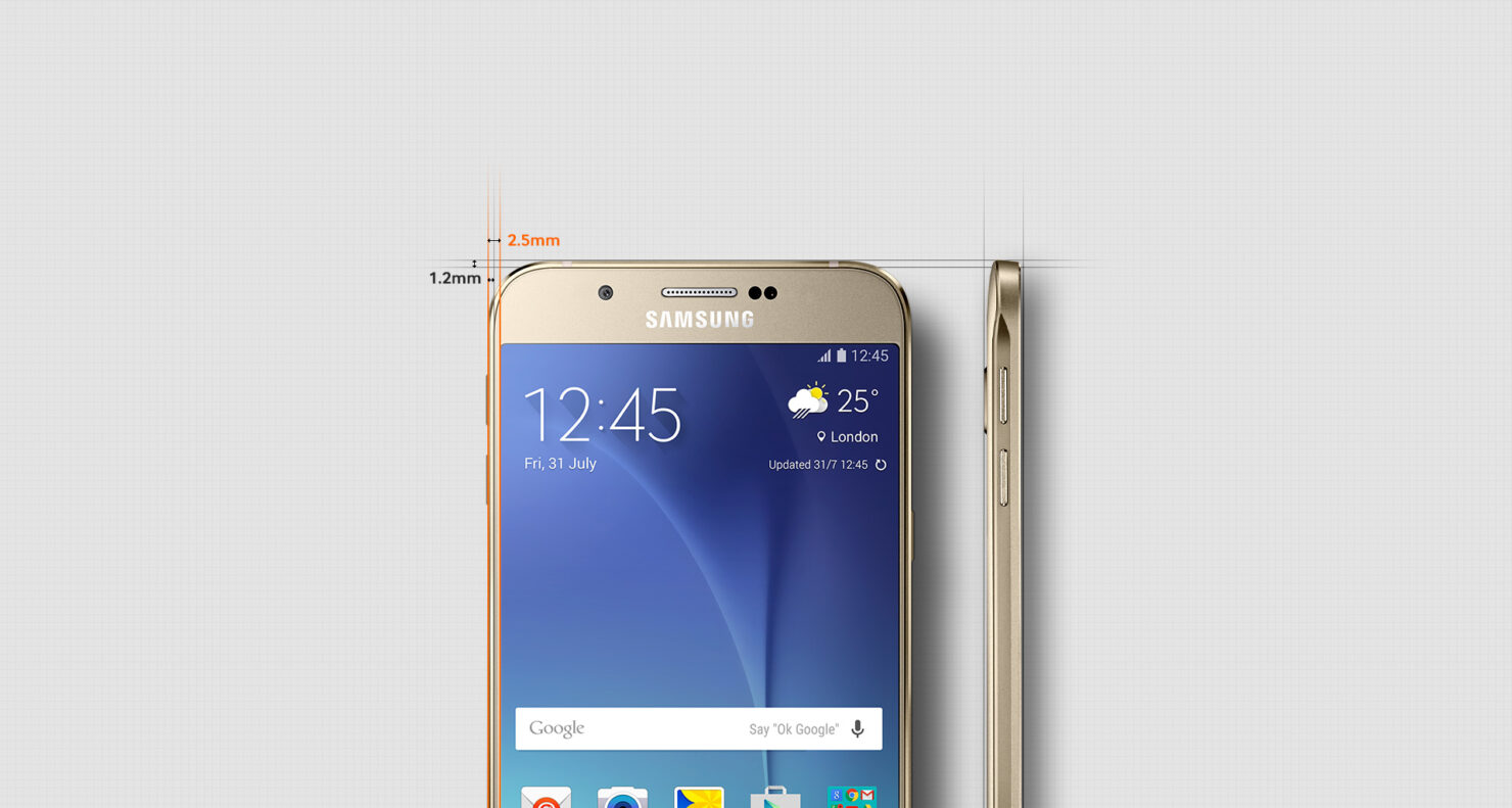 Galaxy A8 Leaked Specs Will Put Your Galaxy S6 To Shame