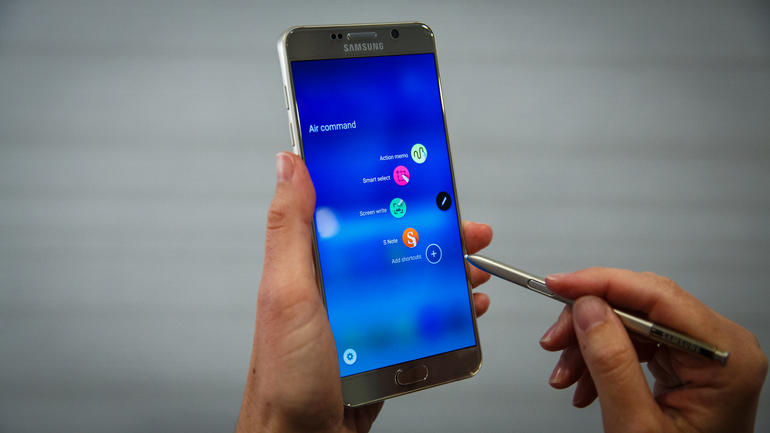 Three Color Variants Of Galaxy Note 7 Revealed Ahead Of Launch – Curved Edge Screen Confirmed