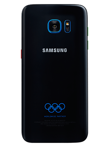 Samsung Has Released Its Galaxy S7 Edge OIympic Games ...