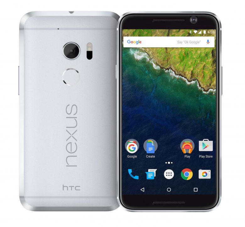 Unofficial HTC Nexus Design Shows Very Small Differences Compared To Nexus 5X