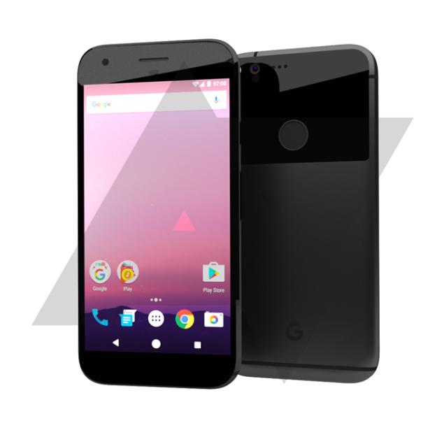 HTC-Nexus-Marlin-Sailfish-Render