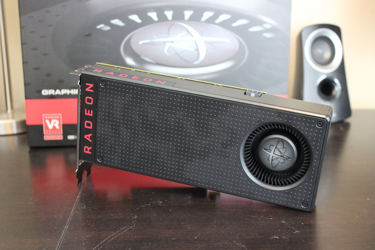 AMD RX 480 4GB Retail Cards Have 8GB Of Memory, Unlockable