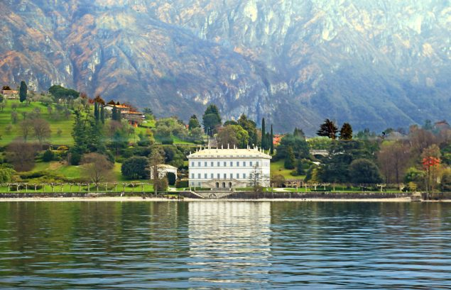 Lake Como out of 10!