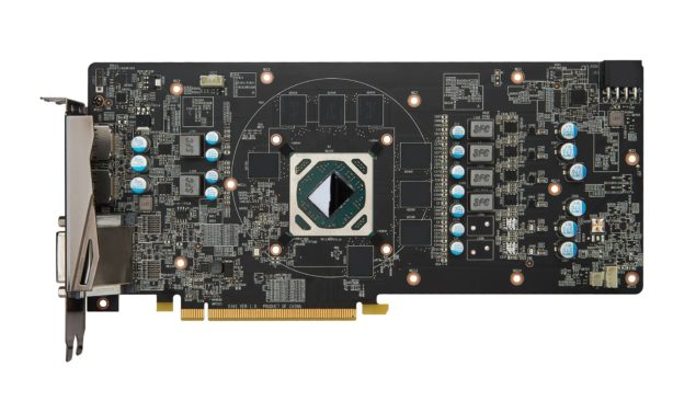 MSI-Radeon-RX-480-PCB