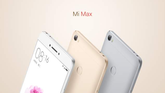 Xiaomi Mi Max Crosses The 1.5 million Sales Mark In Just 60 Days