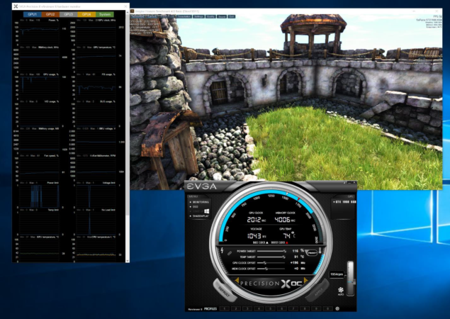 NVIDIA GeForce GTX 1060 2 GHz Overclock