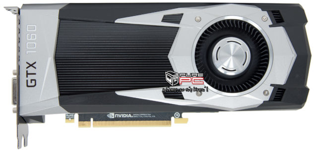 NVIDIA GeForce GTX 1060 Graphics Card_Front