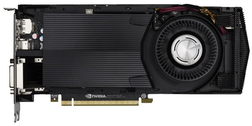 NVIDIA GeForce GTX 1060 Official_Front Nude