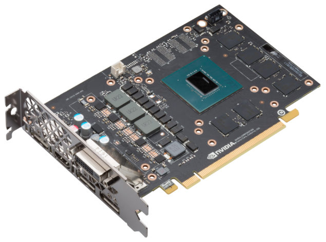 NVIDIA GeForce GTX 1060 Official_Side PCB