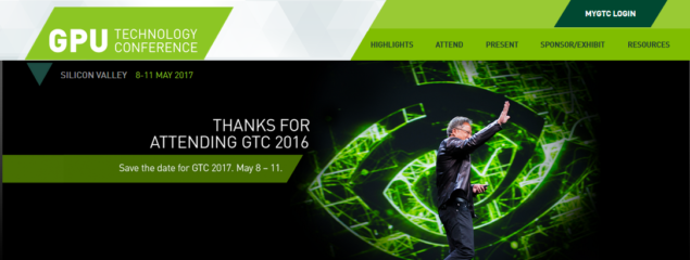 Nvidia Volta GPU Launch May 2017