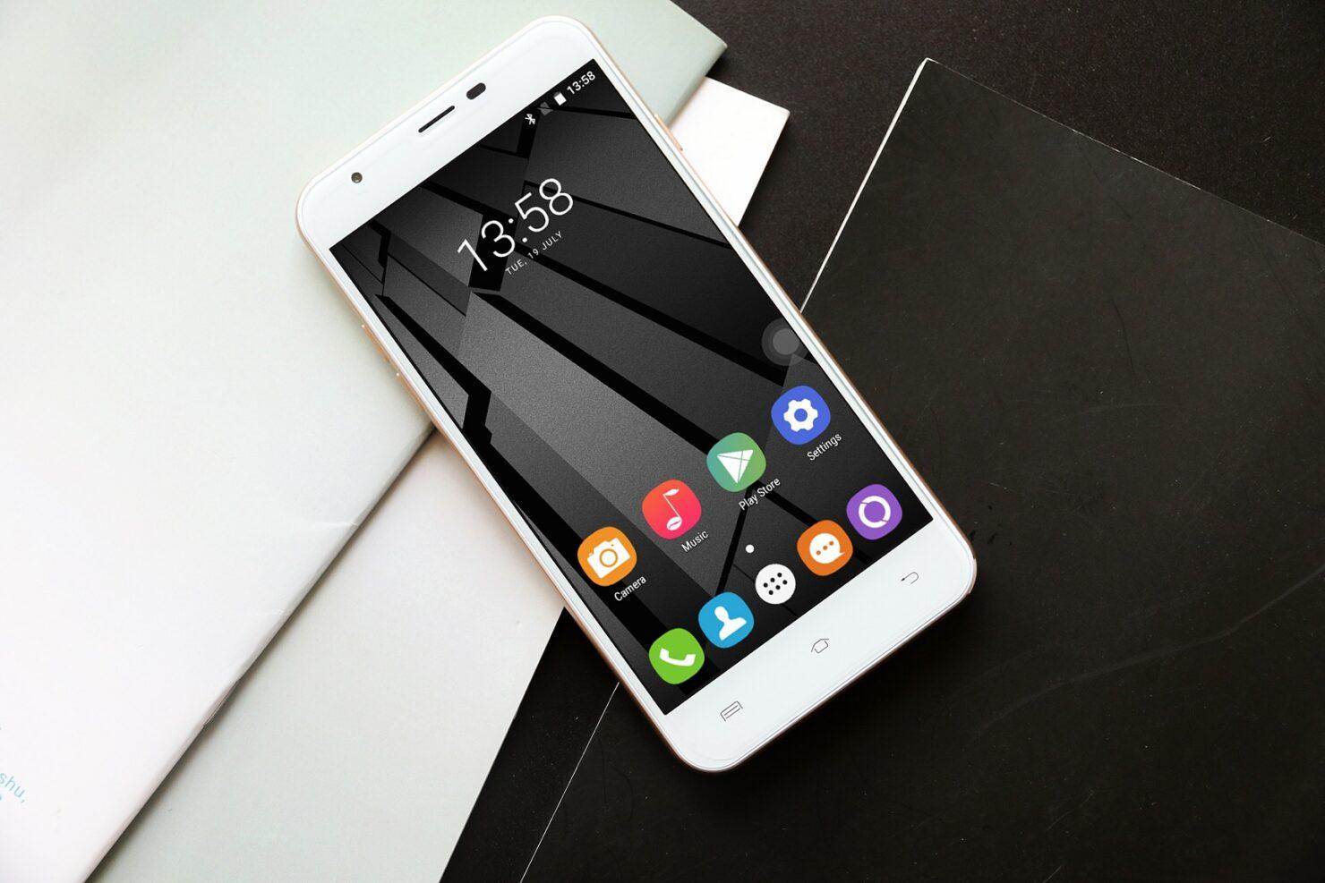 OUKITEL U7 Plus officially announced
