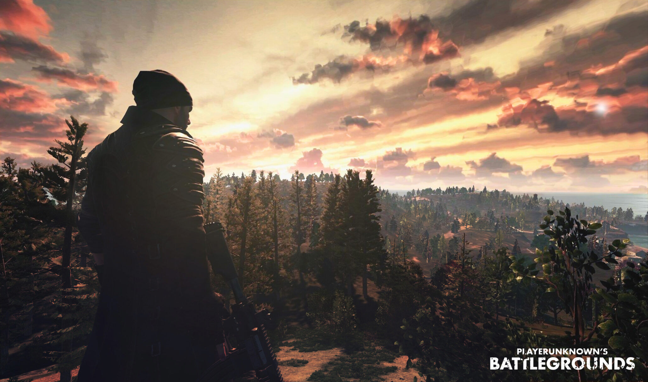 PLAYERUNKNOWN's BATTLEGROUNDS Is a Battle Royale Game