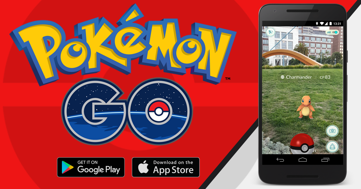 Pokemon GO Launched In Canada