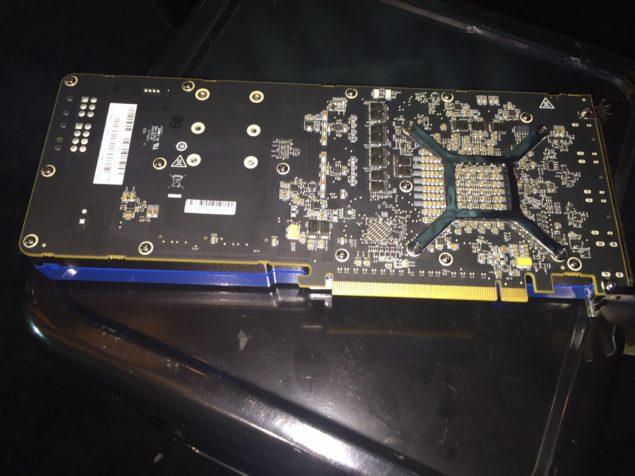 Radeon Pro SSG Graphics Card