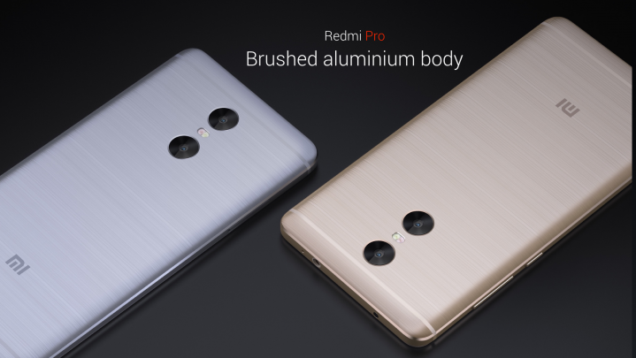 Redmi Pro is official