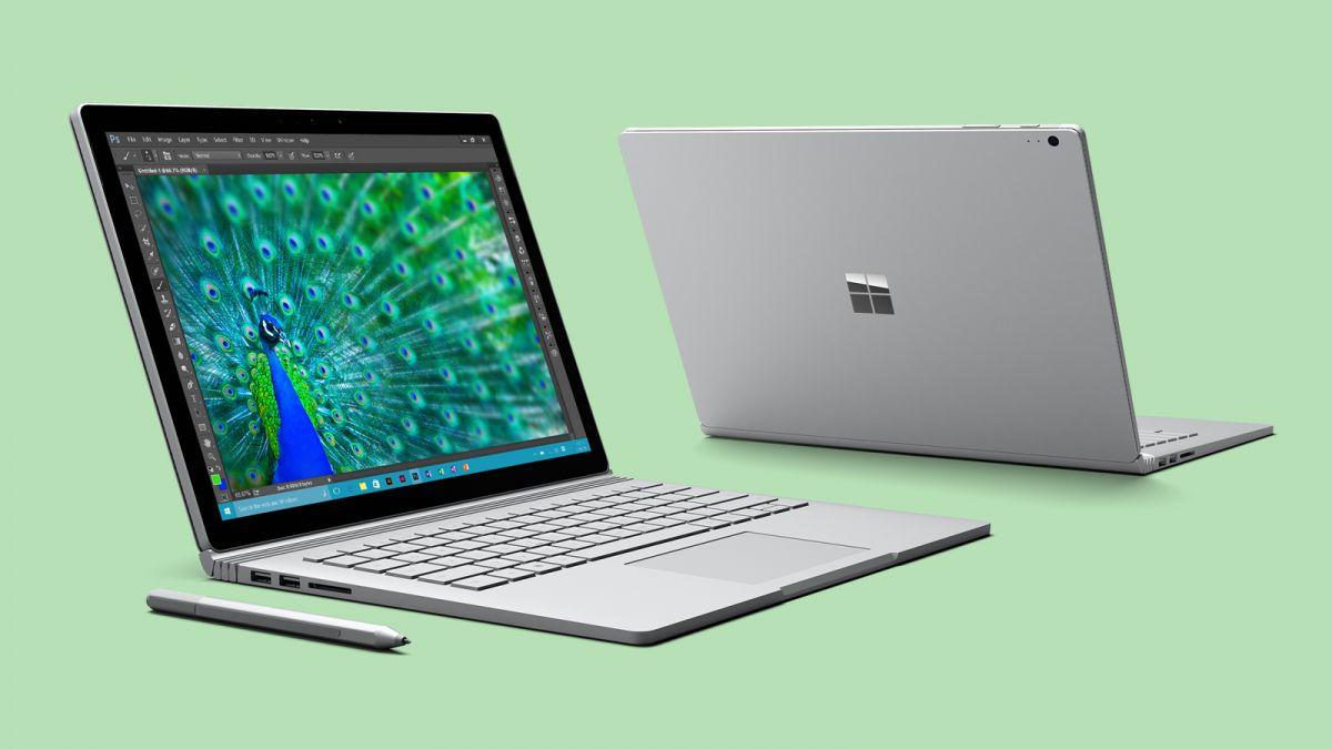 Surface Book 2 Q2 2017 announcement