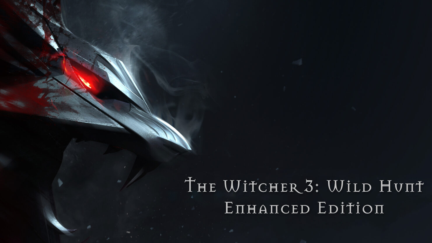 Witcher 3 Less Hardcore enhanced edition mod
