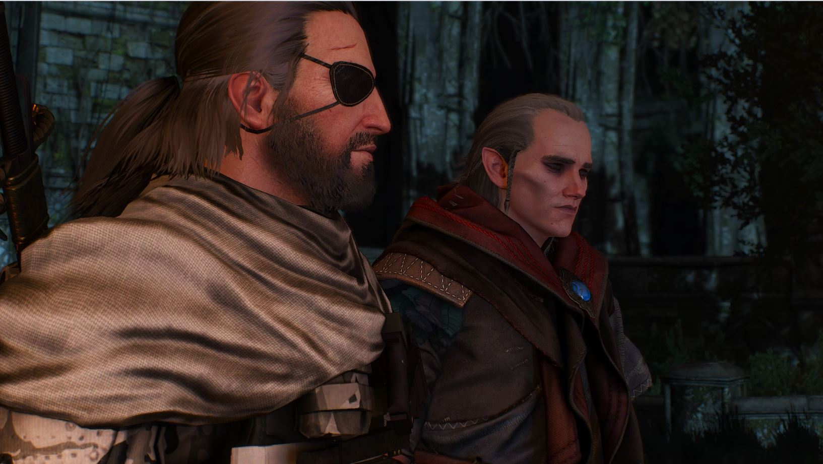The Witcher 3 New Mod Introduces Metal Gear Solid V Snake's