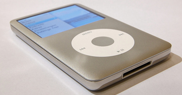 The-iPod-Classic