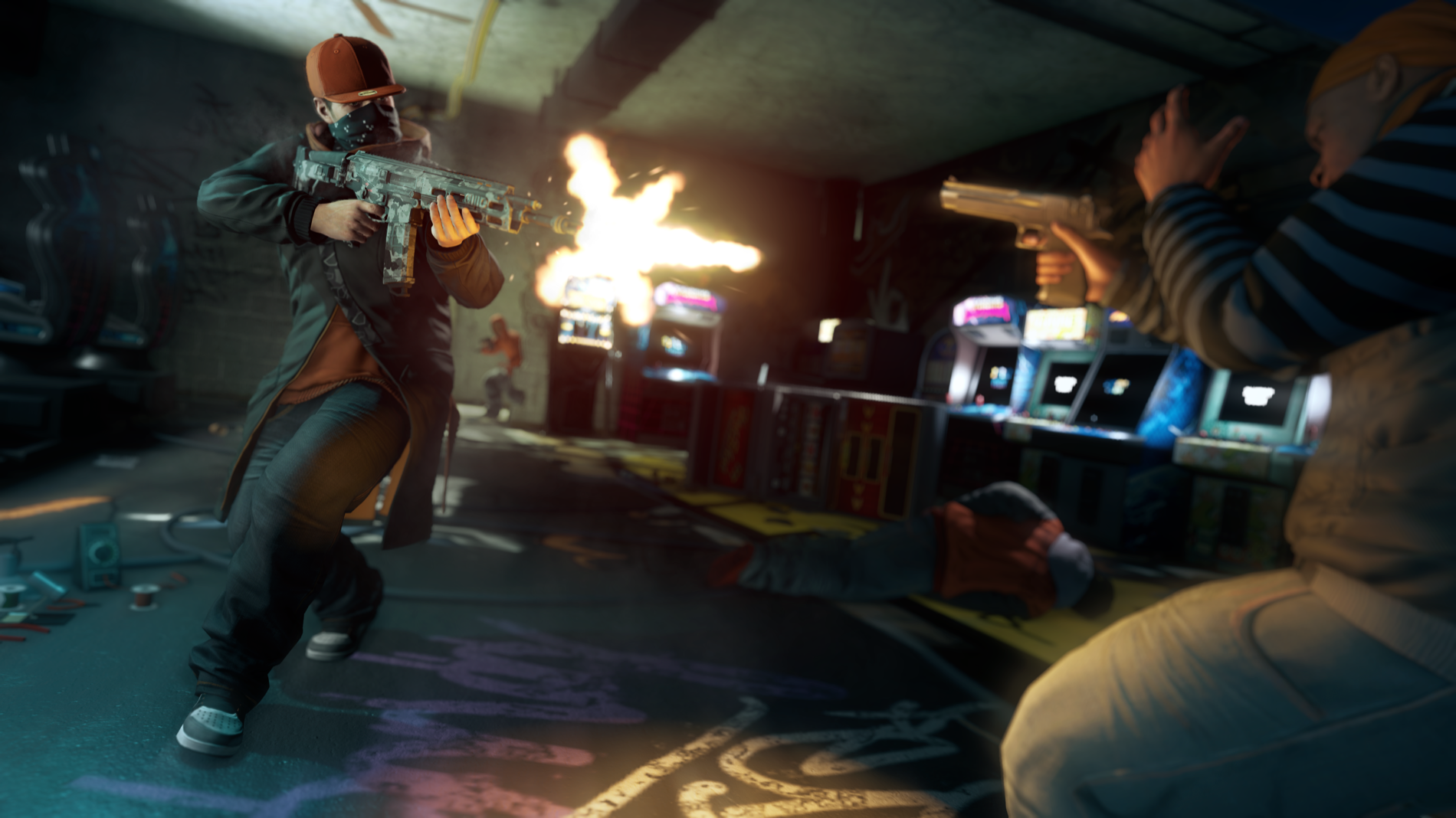 Ubisoft Suggests Watch Dogs Was Graphically Downgraded Due