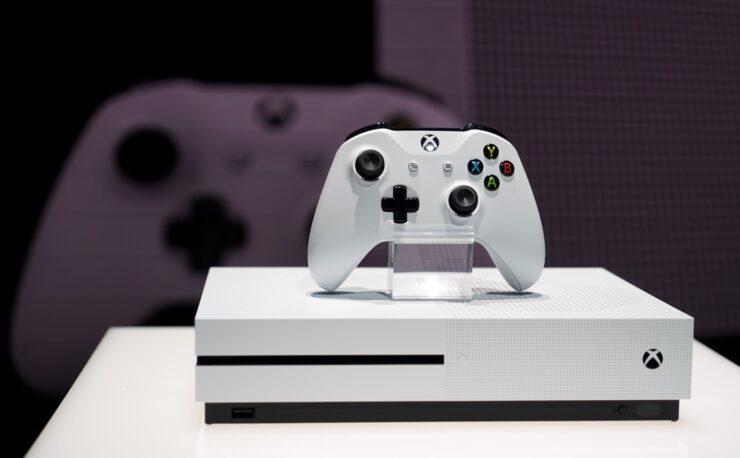 Xbox One S Microsoft november npd