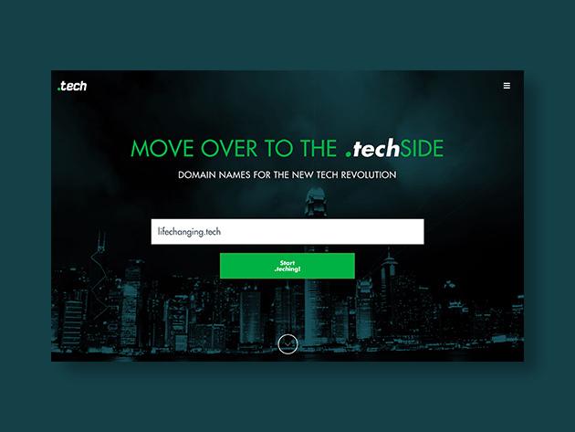 Radix .tech Domain