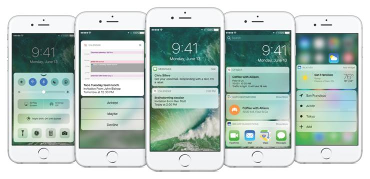 fix iOS 10 installation errors