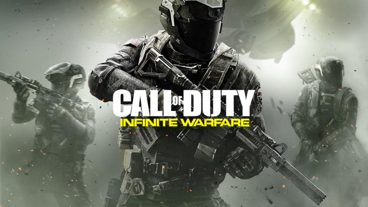 Infinite Warfare PS4 Pro