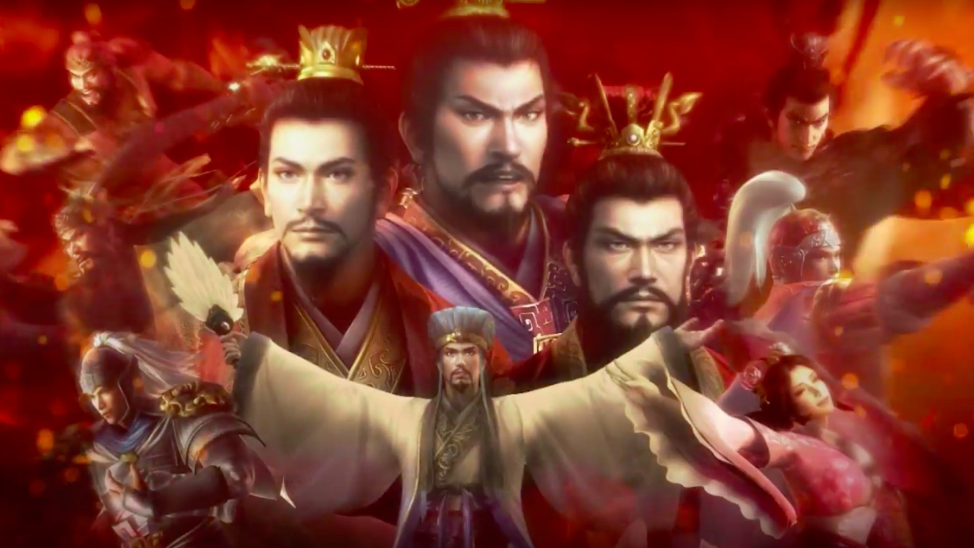 the romance of the three kingdoms As has been said, the prince of hanzhong swooned on hearing the terrible news of the death of the two guans, father and son his officers went to his help, and when.