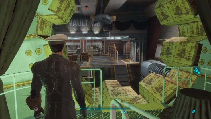 Bethesda's Fallout 4 'Brain Dead' Quest Has Striking