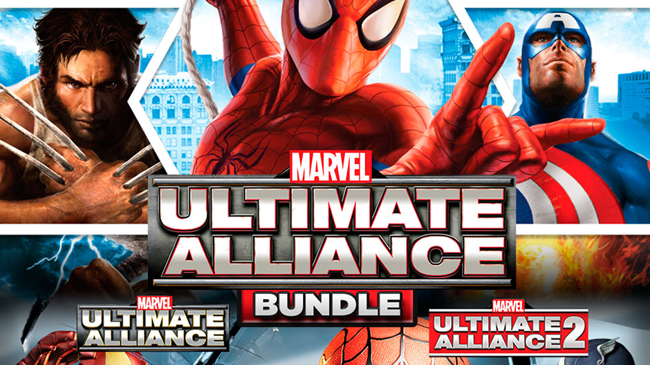 Marvel Ultimate Alliance 1&2 Coming Next Week to PC