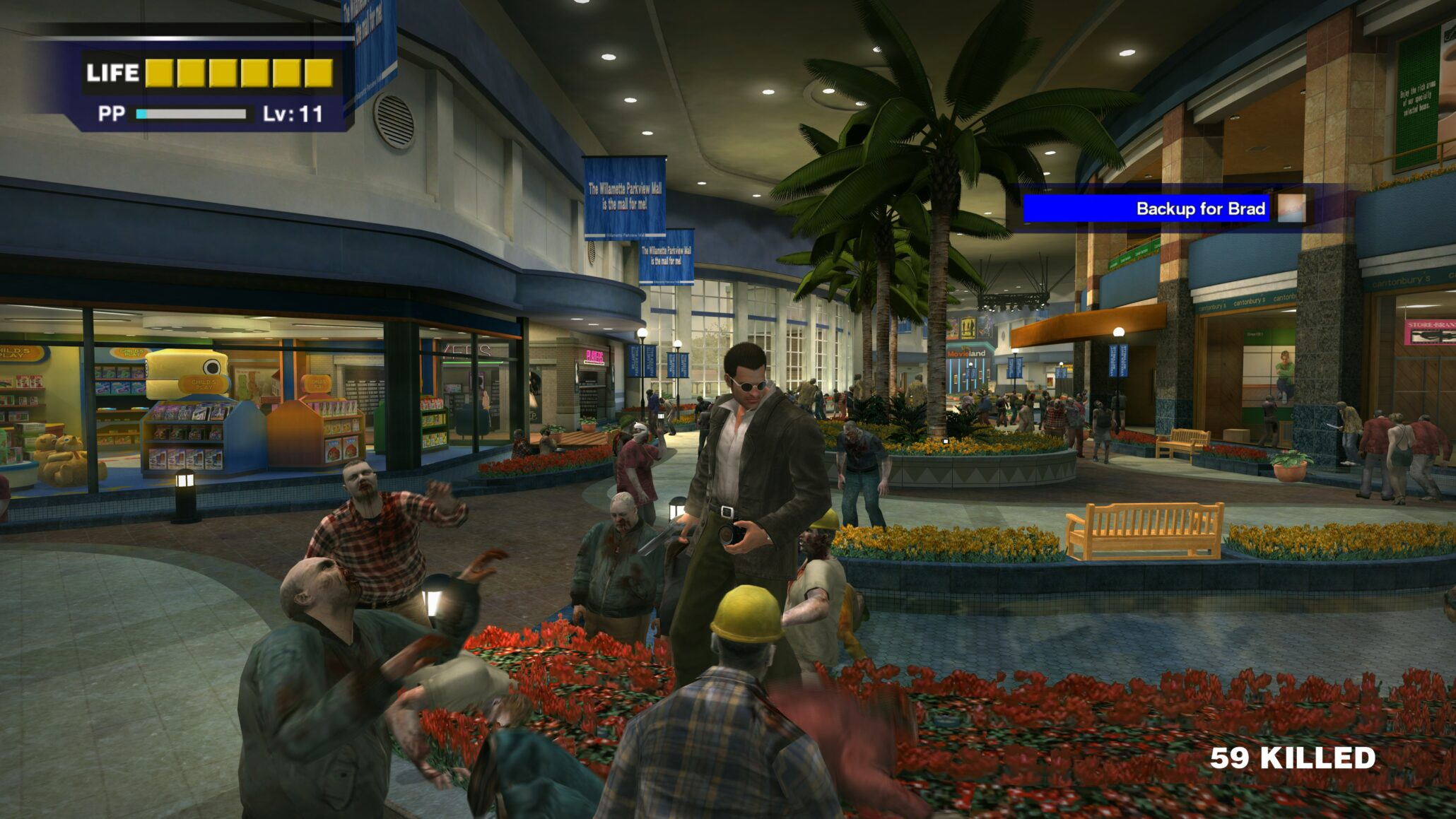 Dead Rising Remaster Gets New Screens With Msaa8x And 16x Af Enabled Playstation 4 Lack Of Off The Record Retail Release Detailed