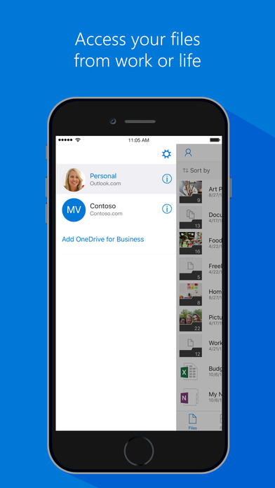 Latest OneDrive Update On iOS Now Lets You Create Word