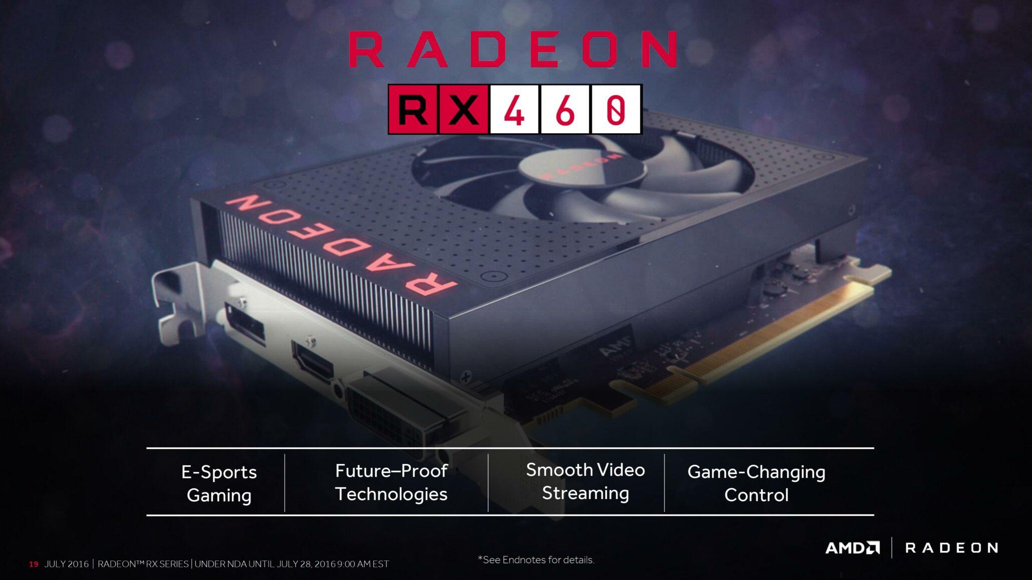 AMD RADEON RX 460 GRAPHICS DRIVERS WINDOWS 7