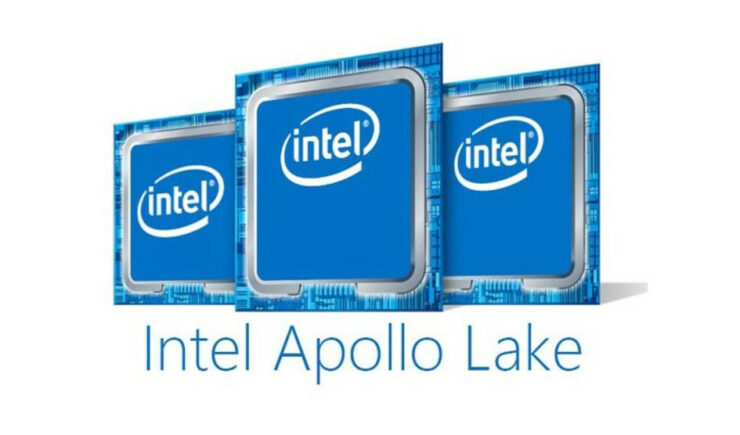 First Apollo Lake chip details leaked