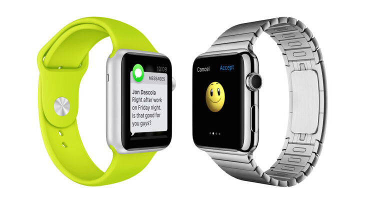 Apple Watch nearly out of stock