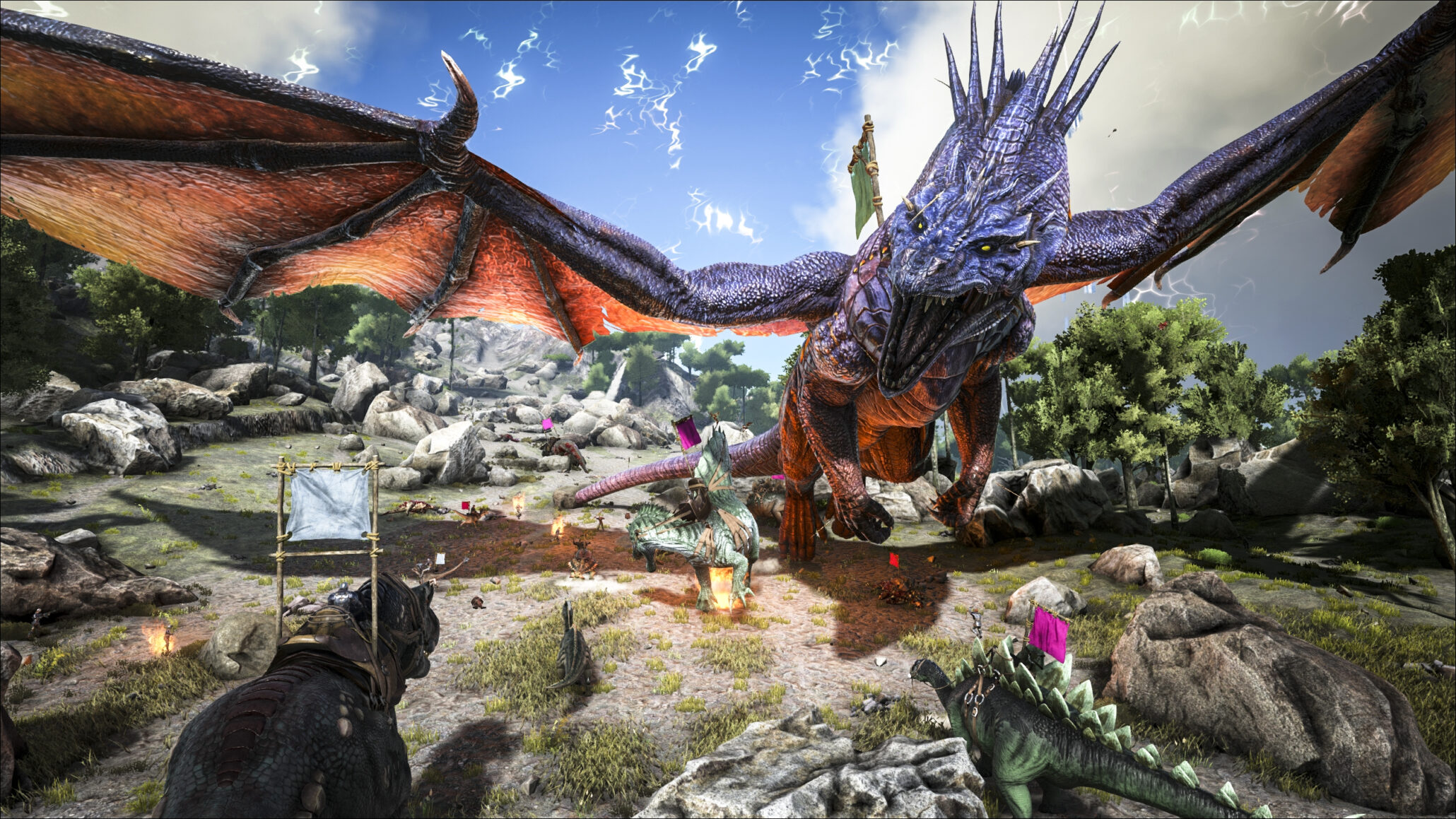 Early Access Version of Ark: Survival Evolved is Not Coming