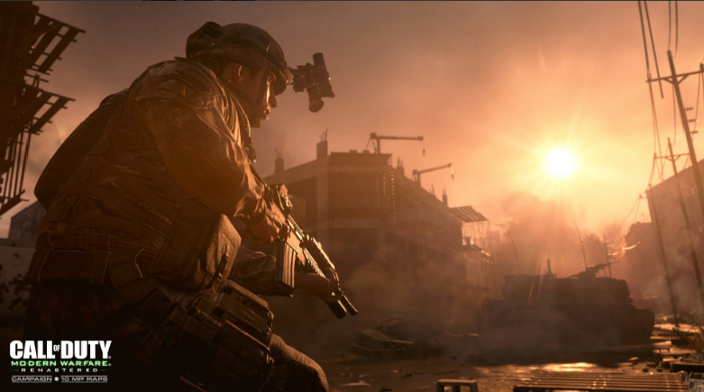 Call of Duty Modern Warfare Remastered PS4 Multiplayer Can Be