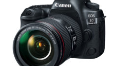 Canon 5D Mark IV officially announced