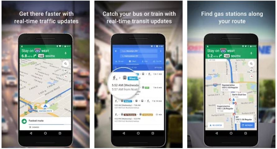 You Can Now Download Google's Maps To Your Device's SD Card Download Google Map Apps on