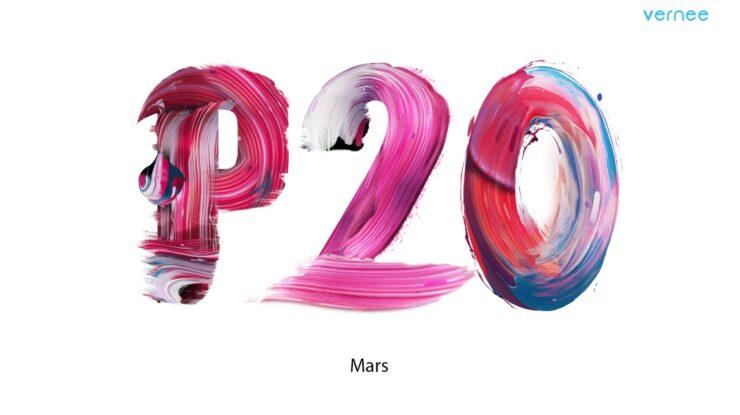 Vernee Mars Helio P20 coming soon