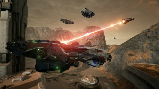 Dreadnought Gamescom 03 - Outnumbered
