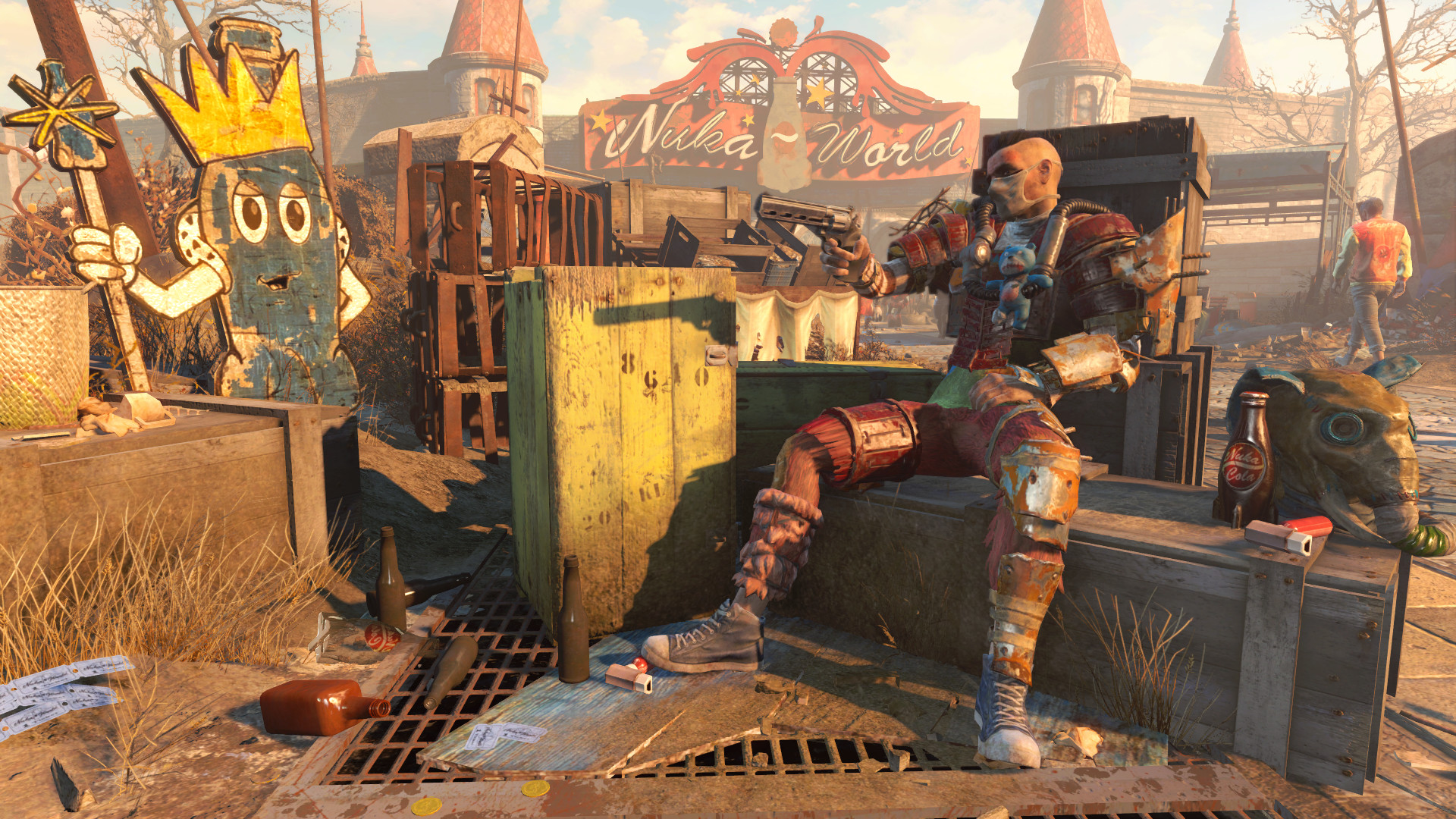 fallout 4 1 7 19 update released on pc and xbox one breaks f4se on pc