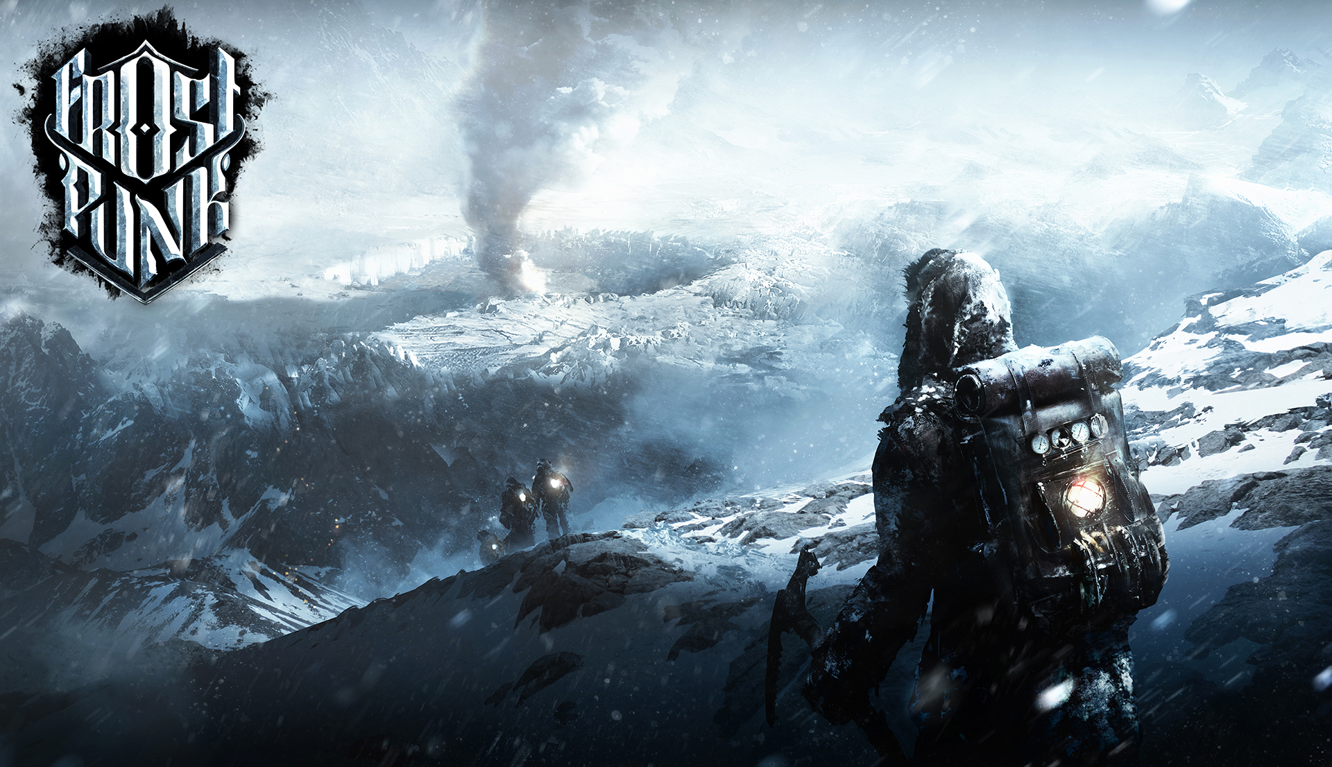 Frostpunk 2018 Game Wallpapers: This War Of Mine Developers Announce Their New Game, Frostpunk