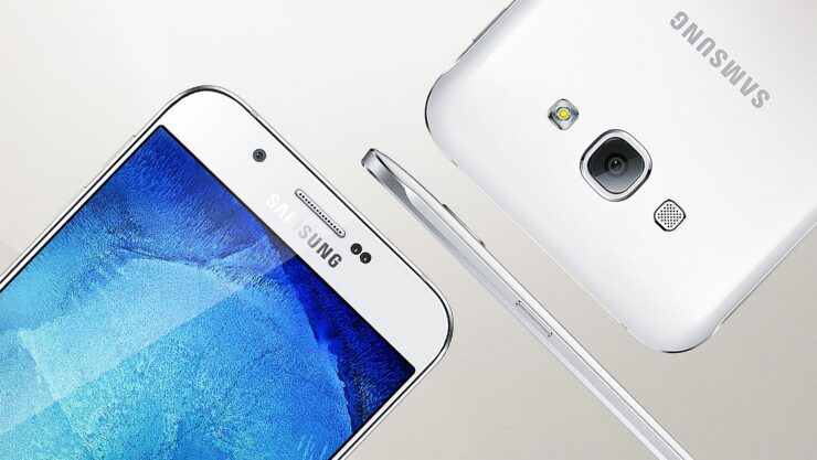 Galaxy A8 shows up at FCC