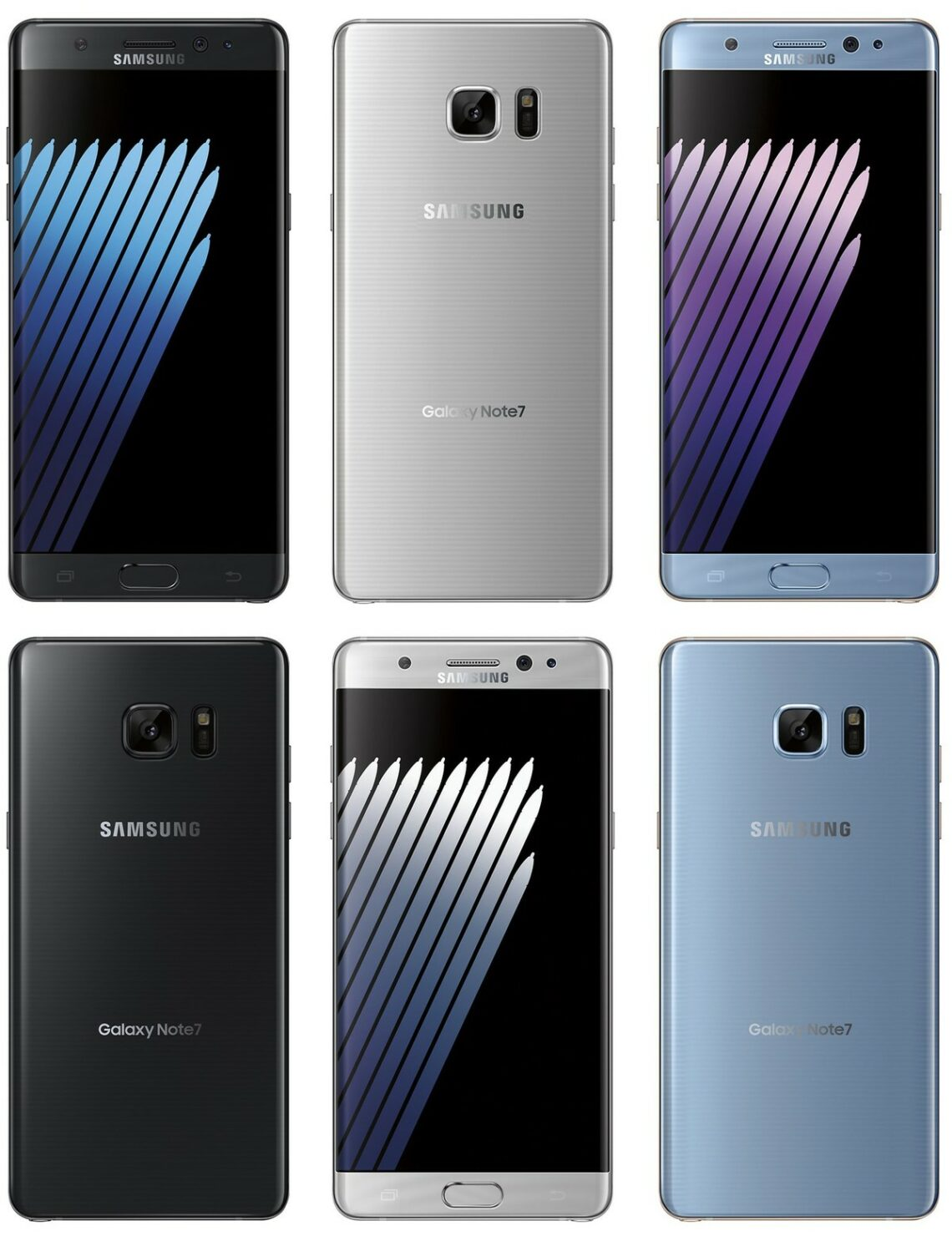 Galaxy Note 7 battery consumption resolution reduction