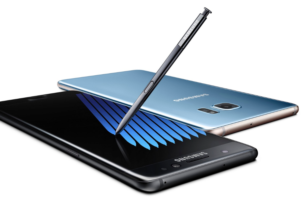 Galaxy Note 7 is officially announced
