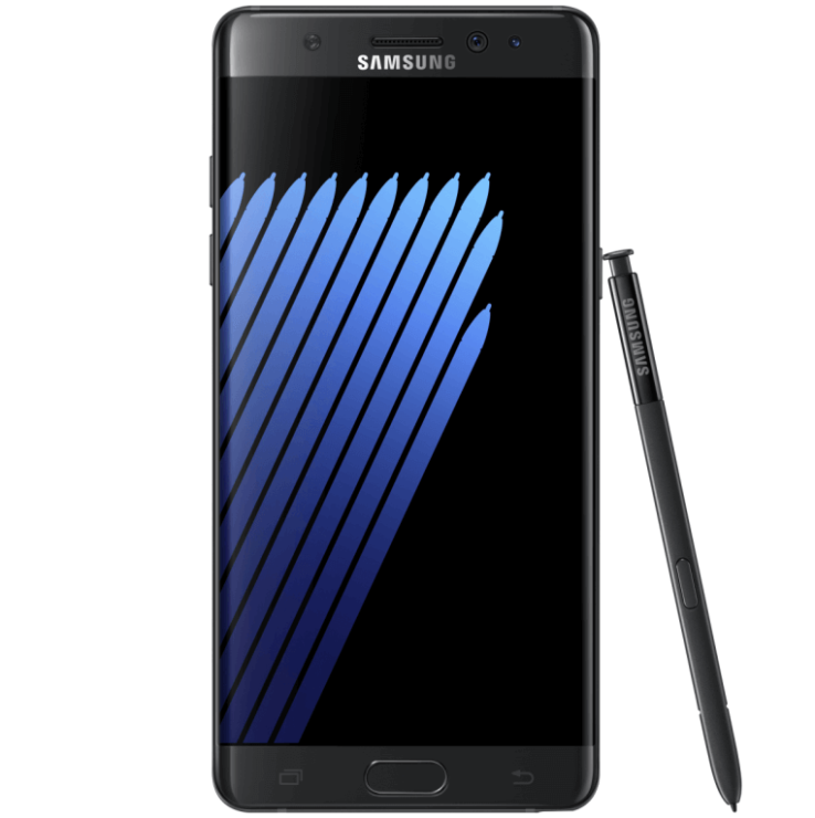 Galaxy Note 7 iris scanner extremely safe