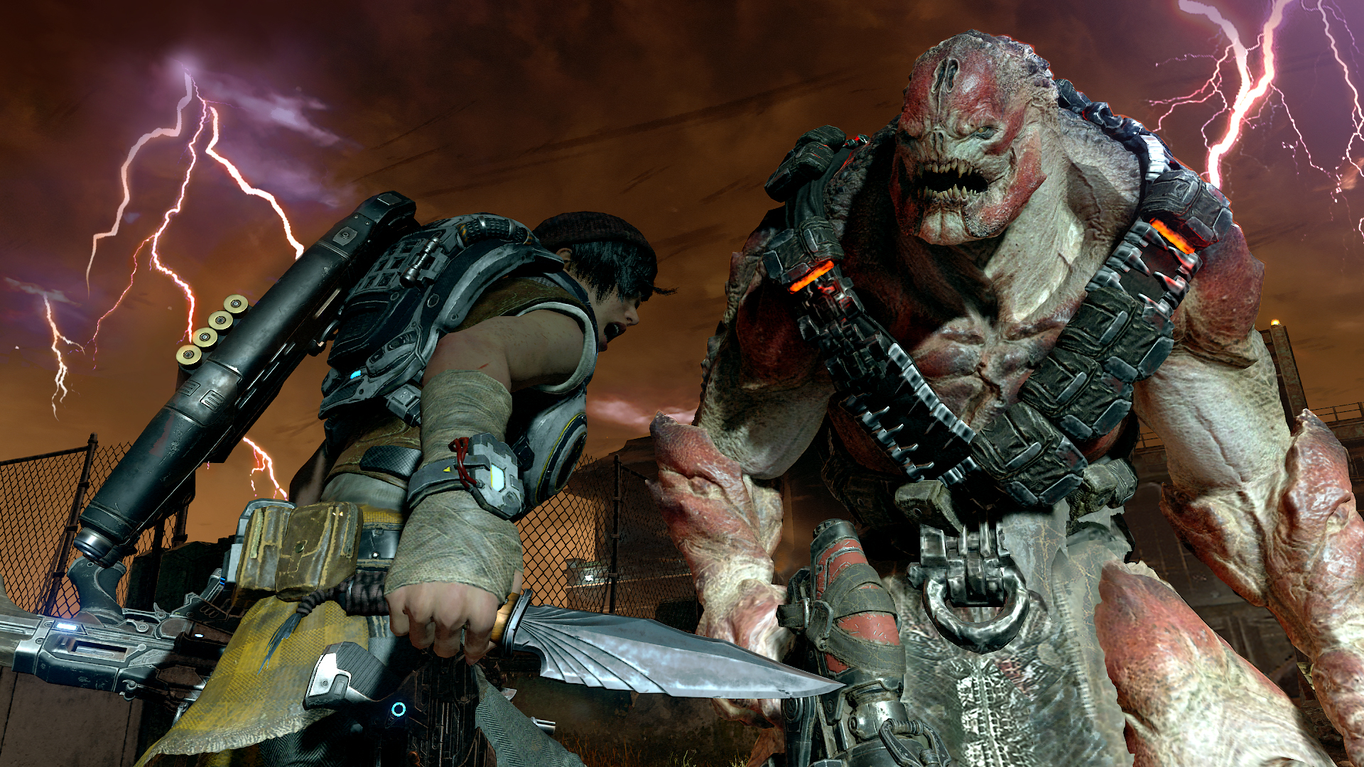 Gears of War 4 Is Balanced for Xbox One Controller Before