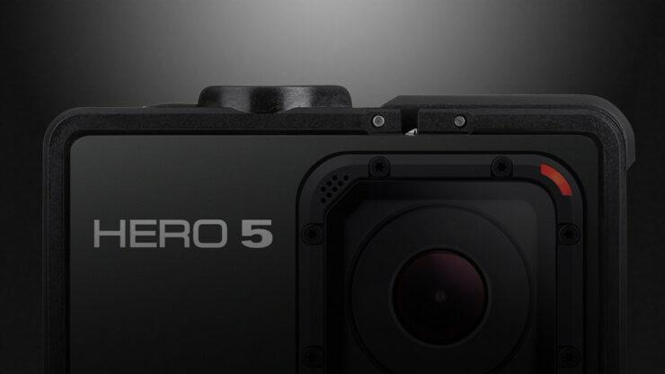 GoPro HERO5 images leak better features